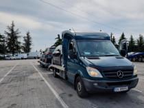 Transport auto romania-italia