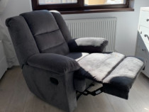 Fotoliu recliner manual