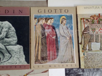 RODIN + GIOTTO + Miniatura Medievala in Anglia