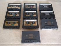 Pachet 10 Casete Audio Maxell Chrome UD-XL II, XL II-S,60/90