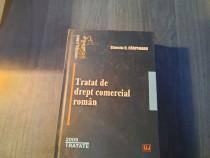 Tratat de drept comercial roman Stanciu D. Carpenaru