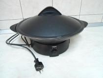 Wok electric Tefal/ 1000W, din aluminiu, diametrul de 36cm