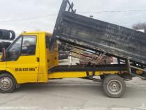 Transport basculabil