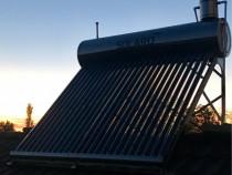 Montaje panouri solare ACM