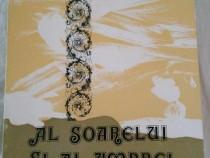 """Carte poezie """"Al soarelui si-al lunei """" , Haralambie Tugui"""
