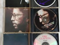 CD-uri Eric Clapton