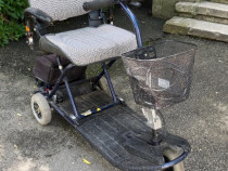 Carut Electric Persoane Handicap-Model NOU-Germania