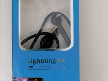 Cablu lightning pentru Iphone nou nout