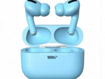 Casti Bluetooth MinPods3, Cu carcasa, Display LCD, c551