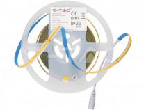 Banda LED COB 5 Metri IP20 24V 4000K 280 LEDs 10W/m