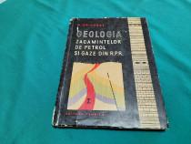 Geologia zăcămintelor de petrol și gaze din r.p.r/ n. grigor