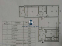 Apartament 3 Camere Semidecomandat Giurgiului-Aleea Dolina