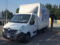Renault Master Cub cu lift 2017 ful ful