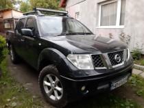 Nissan Navara D40, 4x4, inmatriculat, utilitar-Volan dreapta
