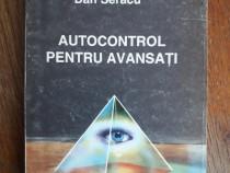 Autocontrolul pentru avansati - Dan Seracu / R2P1F