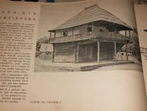 Carte: Arhitectura din muzeul satului 1955