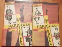 Misterele Parisului de Eugene Sue (2 vol.)