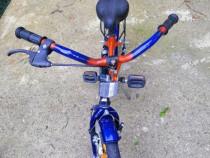 Bicicleta copii PUSH 16 Inchi