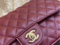 Geanta din piele naturala Chanel 25.5cm Noua