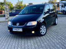 Volkswagen Touran 2.0Tdi Înmatriculat