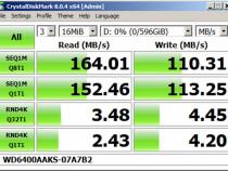 HDD WD WesternDigital Caviar Blue 640 GB SATA 7200rpm 2 buc.
