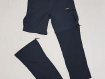 Pantaloni Salewa Dry Ton, convertibili 2 in 1 outdoor, nr 54