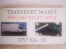Transport marfă 3.5 t