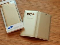 Husa Originala Samsung Galaxy A3 2015 Noua Flip cover