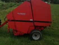 Presa baloti rotunzi Welger 230, rp 15 balotiera tractor