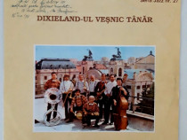 Disc vinil vinyl seria jazz nr 27 oldtimers dixieland band