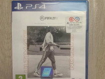 Fifa 21 ps4 Ultimate Edition