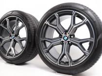 "Roti NOI complete de vara 21"" BMW Y Spoke"