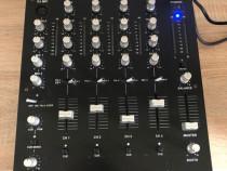 Mixer Profesional MaxGear cu 4 canale Model MAX 7000