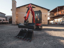 Miniexcavator KUBOTA KX 018-4
