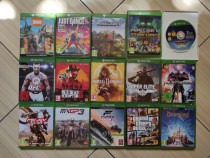 Xbox One: GTA 5, RDR 2, Minecraft, Forza, Just Dance, MK 11