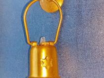 C819-Lampa miner mica alama masiva stare buna.