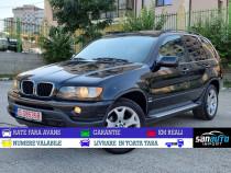 BMW X5 / 2003 / 3.0d / Rate fara avans / Garantie