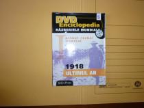 Primul Război Mondial - Ultimul an, 1918, enciclopedie + dvd
