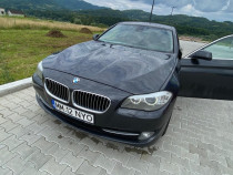 BMW 520 F10 schimb doar cu Fiat 500