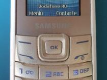Samsung E1200 White - 2008 - liber