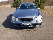 Mercedes e 280 w211 avangard full option
