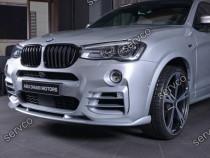 Prelungire tuning bara fata BMW X3 X4 F25 F26 M 14-18 v1