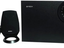 Sistem audio 2.1 A4Tech Q-2000 (28 W RMS) + bonus casti