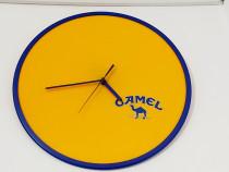 Ceas de perete Camel diametru 36 cm perfect funcțional