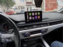 Interfata Carplay Audi cu wifi