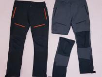 Pantaloni 2 in 1, tehnici EVEREST, măsura M, elastici, munte