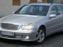Mercedes C220 Elegance - an 2006 luna 11, 2.2 Cdi (Diesel)