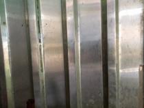 Cedez 20 buc coale tabla aluminium cutata 0,8 x 830 x 2000