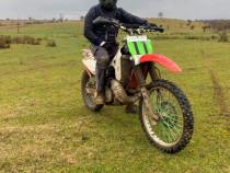 Moto Cros gas gas EC250