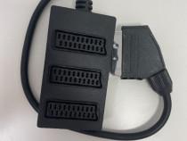 Hub SCART 3 porturi / 30cm (290)